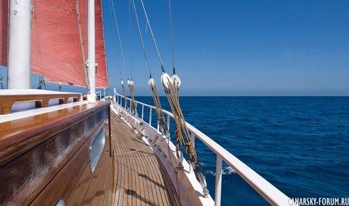 Screenshot for Морские круизы на яхте