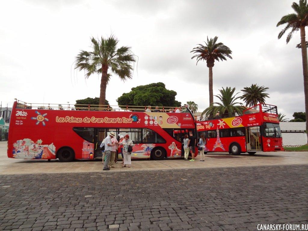 City Sightseeing Las Palmas de Gran Canaria