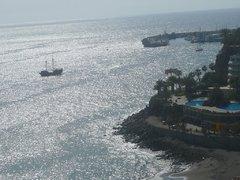Вид на плайя дель Кура