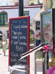 Basil's en Puerto de Mogan