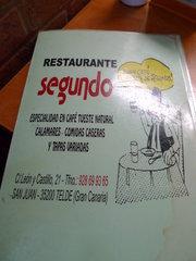 Segundo Restaurante en Telde