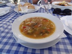 Потахе-овощной канарский суп