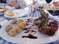 Обед в г. Агаетэ