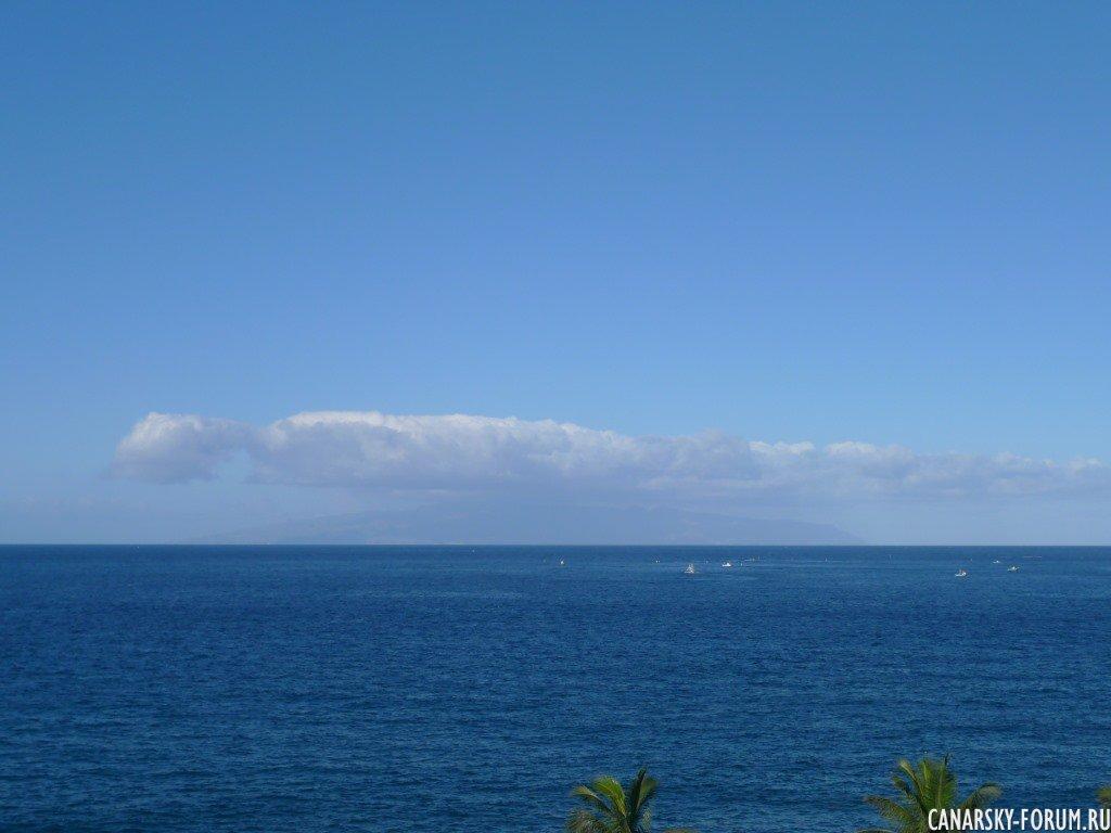 Ocean_La Gomera.