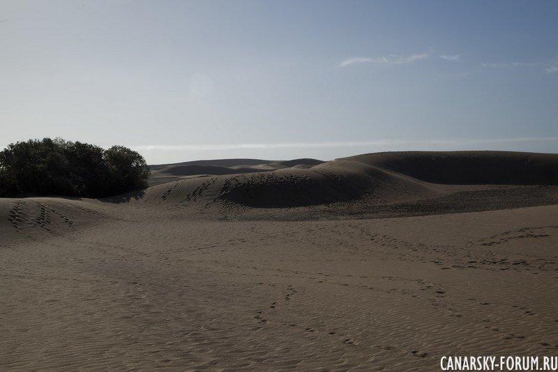 Маспаломас и его дюны