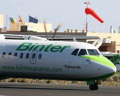 Местные авиалинии Binter Canarias