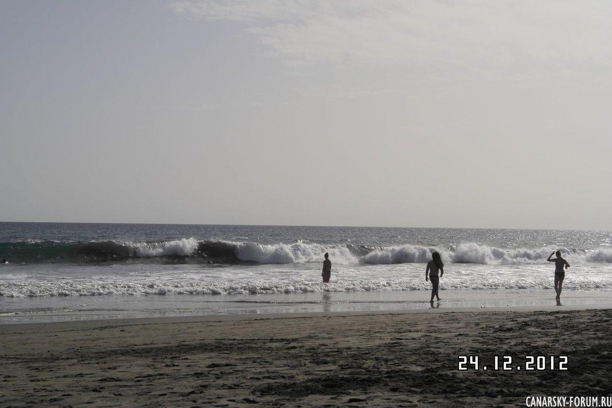 наш пляж сан августин