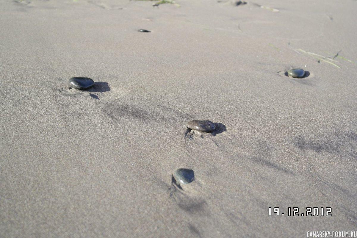 пляж сан августин