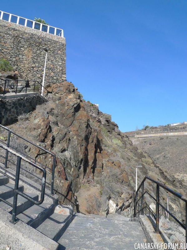 Punta  Morro Besudo - Playa El Pirata