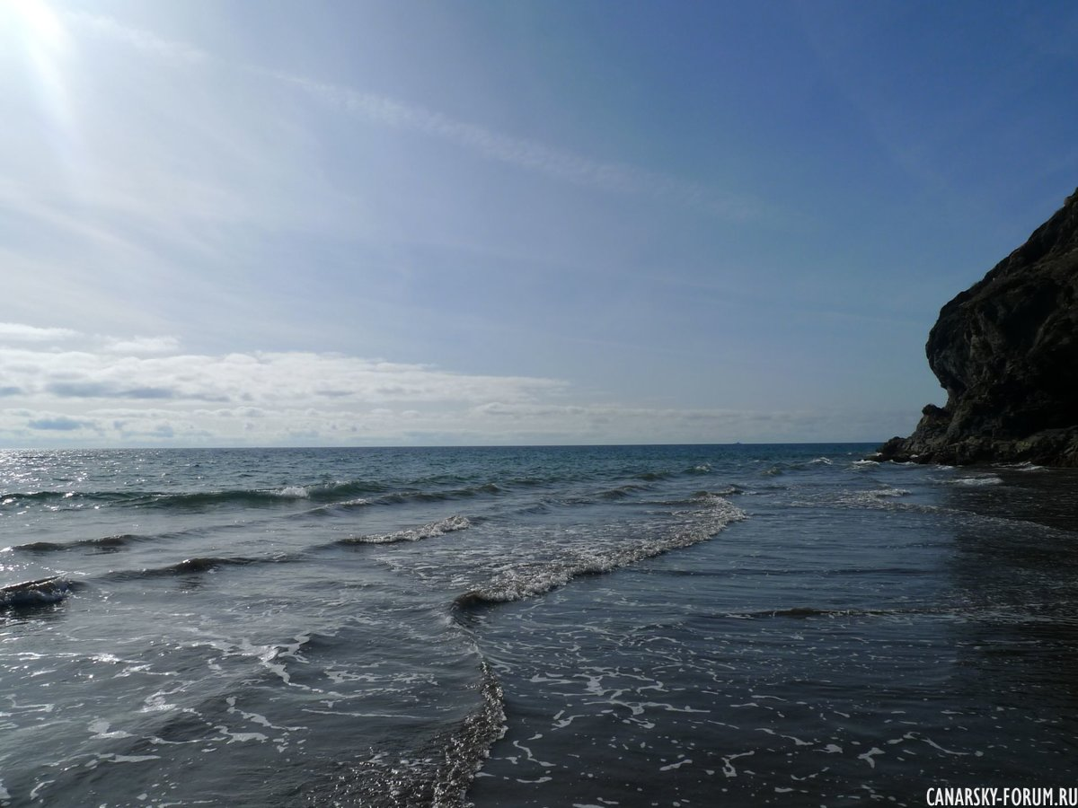 Playa El Pirata -  Morro Besudo