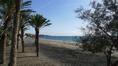 playa de Morro Besudo - playa del Águila