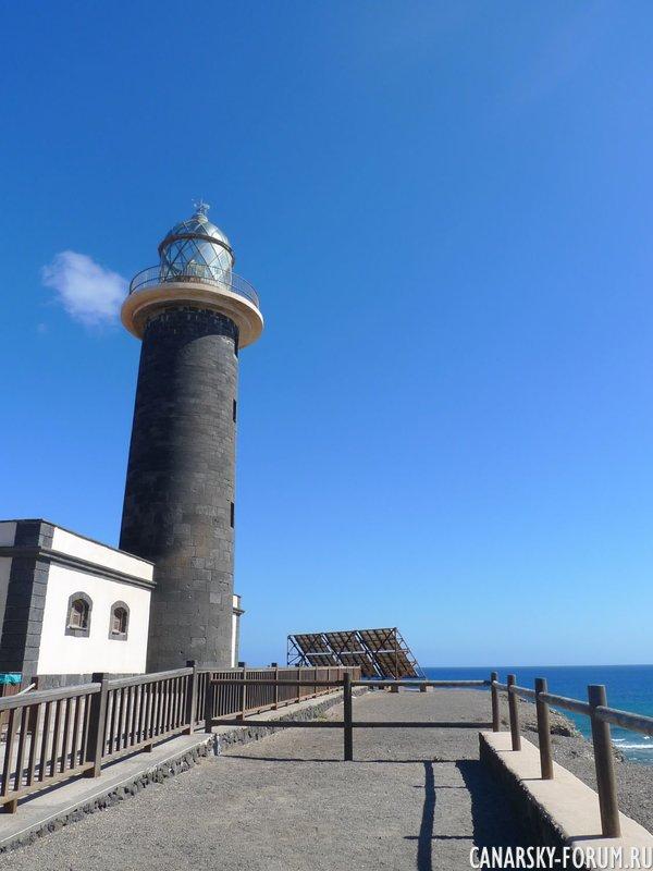 Fuerteventura. Faro Punta de Jandia.