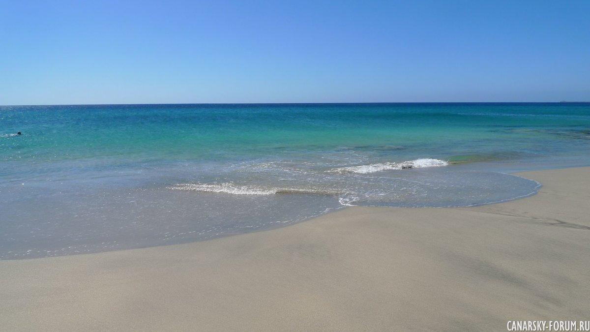 Playa De Juan Gómez En Pájara1