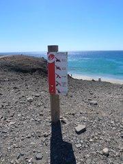 Playa De Juan Gómez En Pájara0