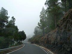 Дорога в облаках