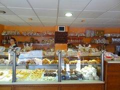 магазин сладостей в Техеде