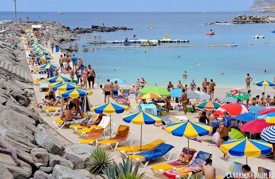 Католическая Пасхальная неделя. Пляж Амадорес 2