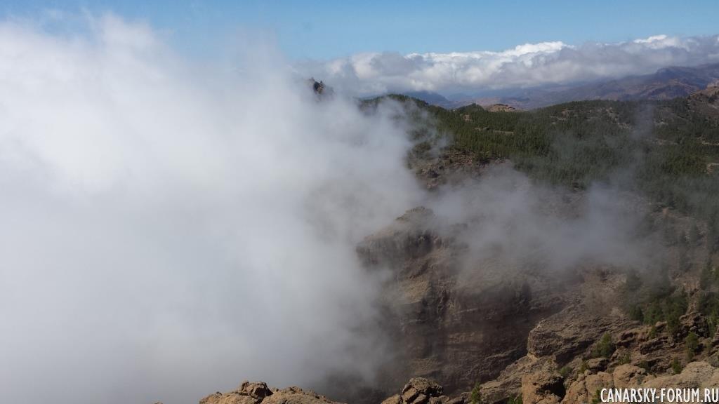 Как же это здорово! Облака, небо, горы и тепло… 2