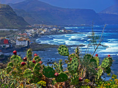 Северное побережье Гран Канарии