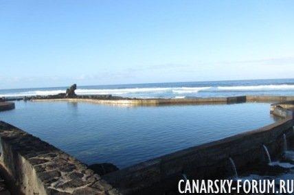 Природный бассейн в Playa de Las Americas_foto3
