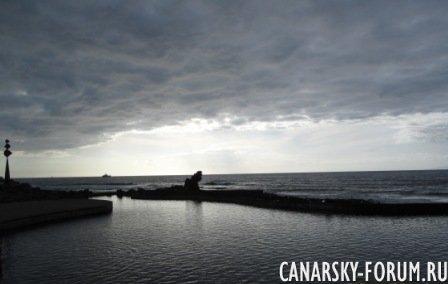 Природный бассейн в Playa de Las Americas_foto2