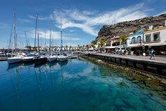 Marina Puerto De Mogan