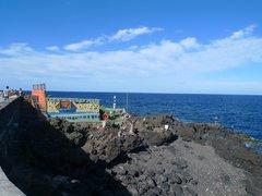 Playa La Garita en Telde