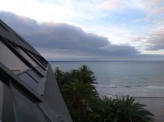 Вид на океан из Дунас Дон Грегори
