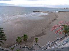 Вид на океан и пляж из Дунас Дон Грегори