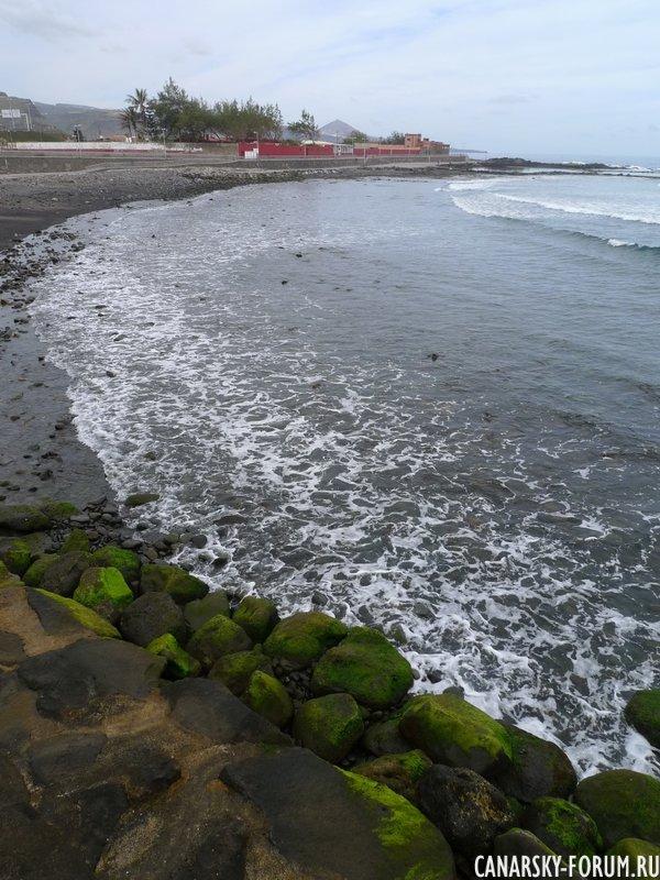 La Playa de Bañaderos-El Puertillo en Arucas
