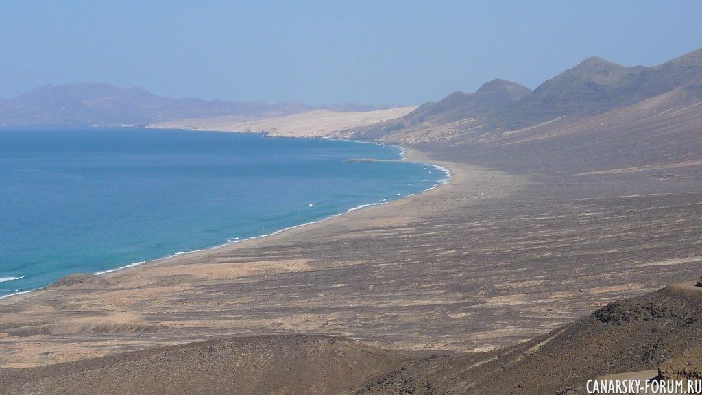 Fuerteventura. Cofete. 10-2014