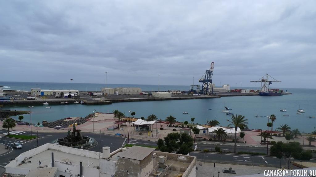 11 Puerto Del Rosario