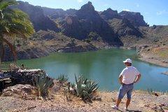 Водохранилище Soria...