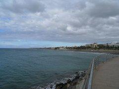 Вид на пляж Сан-Агустин