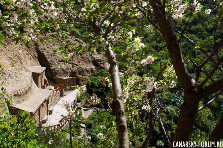 Апартаменты в пещере (11)