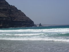 Playa de Cantería, Orzóla