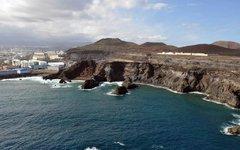 La Isleta, север.
