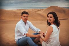 Ангелина и Сергей. Гран-Канария